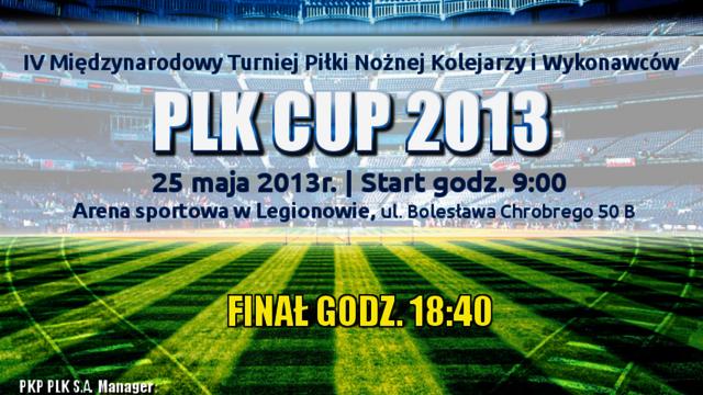 Iv Międzynarodowy Turniej Piłki Nożnej Kolejarzy I